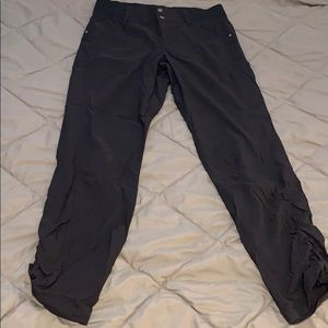 Black Hiking Pants